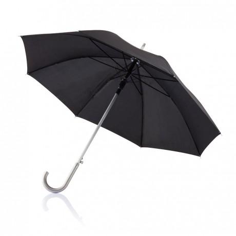 """Parapluie aluminium 23"""" Deluxe pour entreprise"""