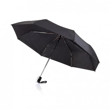 """Parapluie 2 en 1 de 21.5"""" Deluxe publicitaire"""